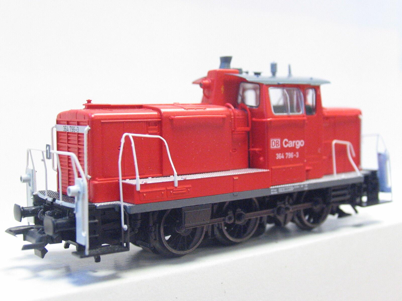 Roco h0 69421 Diesellok BR 364 798-3 DB Cargo Digital AC OVP (q5663)