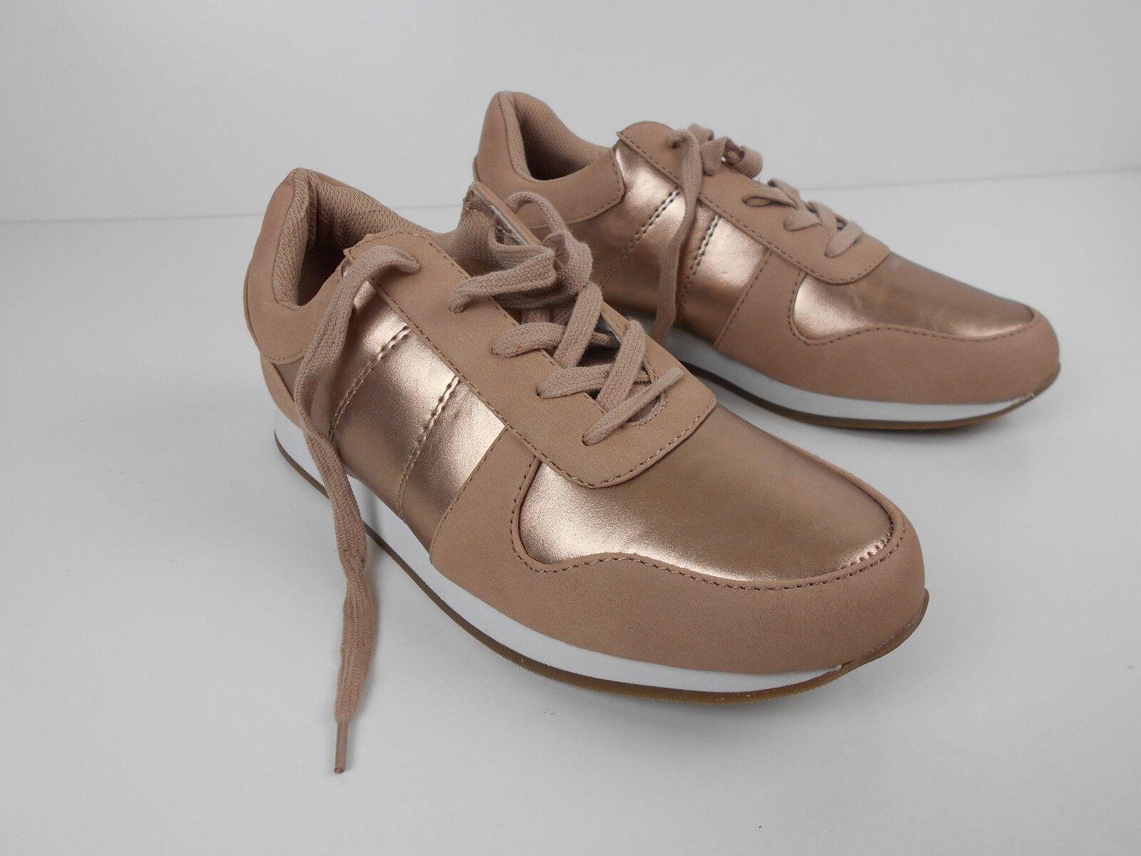 Authentic American Heritage SO Womens Flash Sneakers sz 9 bluesh NEW