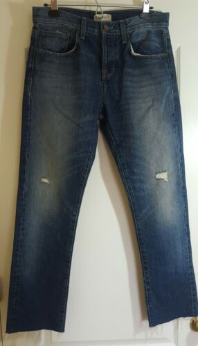 Crossover Boyfriend 248 Elliott Jeans The 30x31 Faktisk Distressed Nuværende 27 qxO4vx