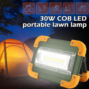 Waterproof-30W-Portable-COB-LED-Work-Light-USB-Charge-Floodlight-Camping-Lamp