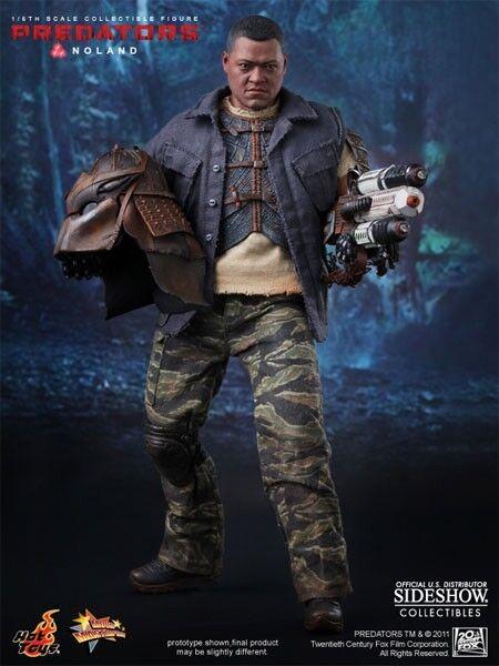 Hot Toys - MMS163 - PROTators: Noland 1/6 Scale Figure - New in Braun box