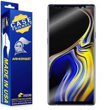 Galaxy Note 9 Screen Protector Case Friendly MilitaryShield Anti Bubble COMPATIB