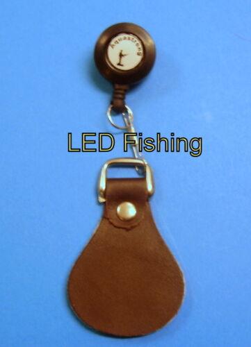 Leader straightner e Zinger//Pin sulle Mulinello COMBO per pesca a mosca