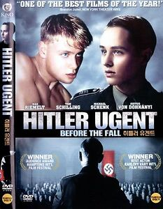 NAPOLA-BEFORE-THE-FALL-HITLER-UGENT-2004-Dennis-Gansel-DVD-NEW