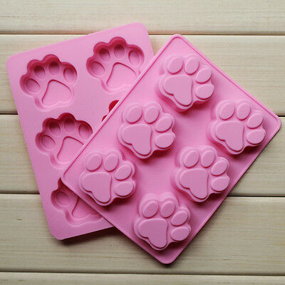 1x Silicone DIY Mold Ice Cube Candy Chocolate Jelly Cake Cupcake Soap Craft Mold