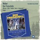 Der Freischütz von Nilsson,GEDDA,Berry,Köth,Heger (2013)