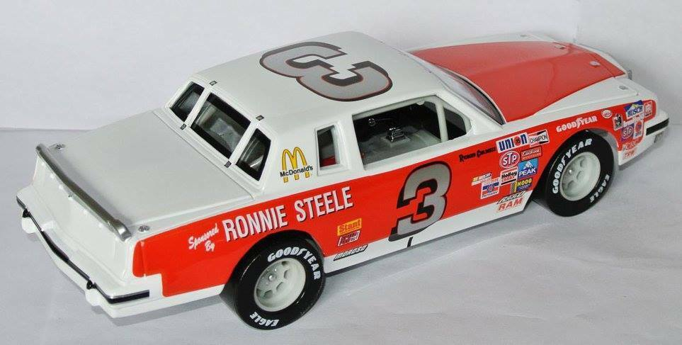 Classics 3 NASCAR auto Pontiac 1981 Ronnie Steele Richard Richard Richard Childress 1:24 218066