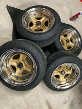 Work Wheels Equip 40 4x100 Jdm 15x9 6 18 Toyo Proxes R888r 2055015 Package