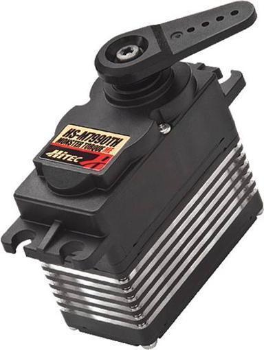 Hitec HSM7990TH Premium Alto Voltaje (Hv) Montruo Par Servo