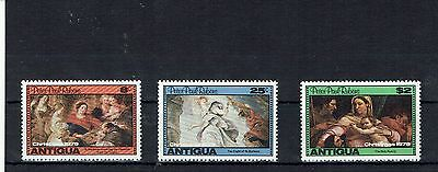 "Toller Sondermarkensatz Antiqua "" Christmas 1978 "" Mich 525-28** Diversified In Packaging Nr"