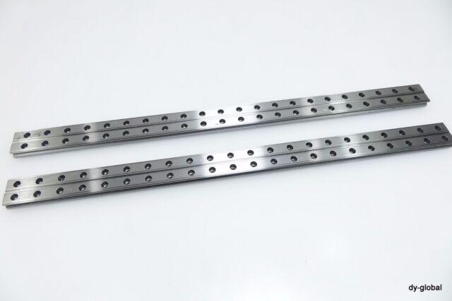 THK SR20-660L 30mm pitch 2Rails for SR20W, SR20V, SSR20XW SSR20XV, SR20TB, SR20S