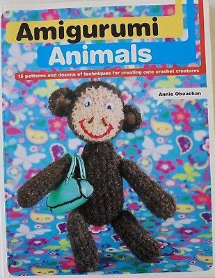 Amigurumi Animal Friends Knitting Pattern Book Download from  e-PatternsCentral.com -- In additi… | Knitted animals, Knitted stuffed  animals, Stuffed animal patterns | 400x309