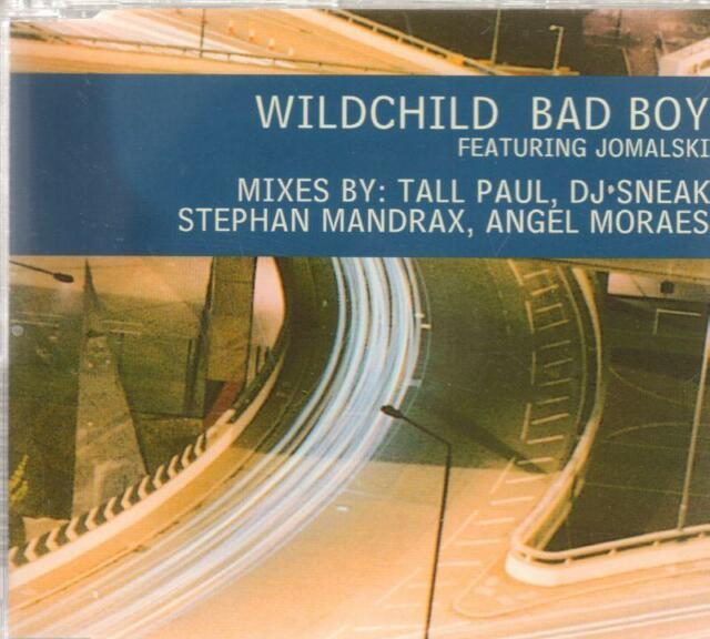 Wildchild(CD Single)Bad Boy-New