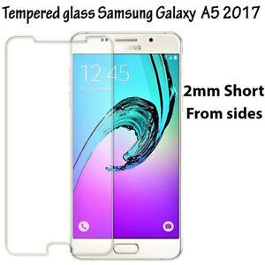 9HD-Vidrio-Real-Templado-Film-Protector-de-Pantalla-LCD-para-Samsung-Galaxy-A5-2017