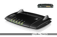 AVM FRITZBox 7362 SL 450 Mbps VDSL Router vom Händler mit 12 Monaten Garantie
