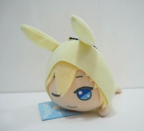 IDOLiSH 7 Nagi Rokuya Banpresto Rabbit Costume TAG Plush 2017 Japan