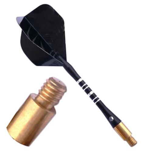 Tip Darts Dart Weight Add Slim Barrel Nice-Dart Flights+Accentuator 1.5-Gra O3D8