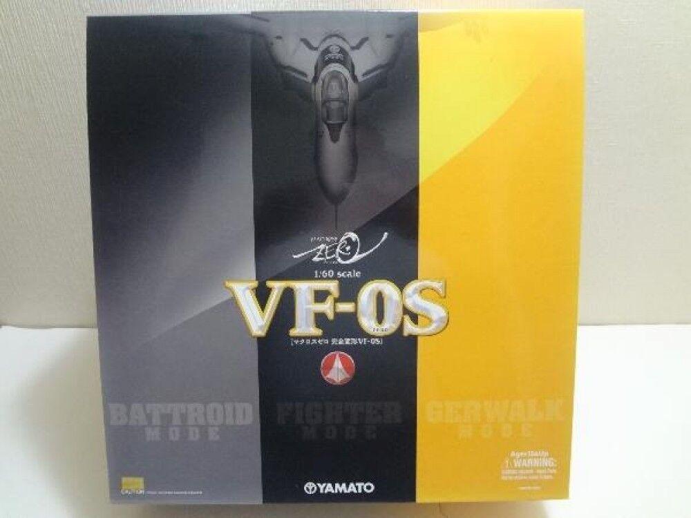New Macross Zero 1 60 Perfect Trance VF-0S Yamato VALKYRIE ROBOTECH Rare Japan