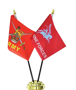 British Army Airborne Forces Bellerophon Upon Pegasus Worded 5/'x3/' Flag