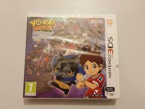 Yo-Kai-Watch-2-Mentespectros-Psychic-Specters-Nintendo-3Ds-pal-Espana-NUEVO