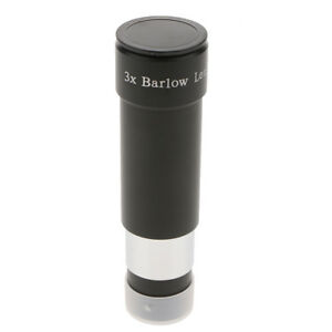 3x-Magnification-Barlow-Lens-1-25inch-31-7mm-for-Telescope-Eyepiece