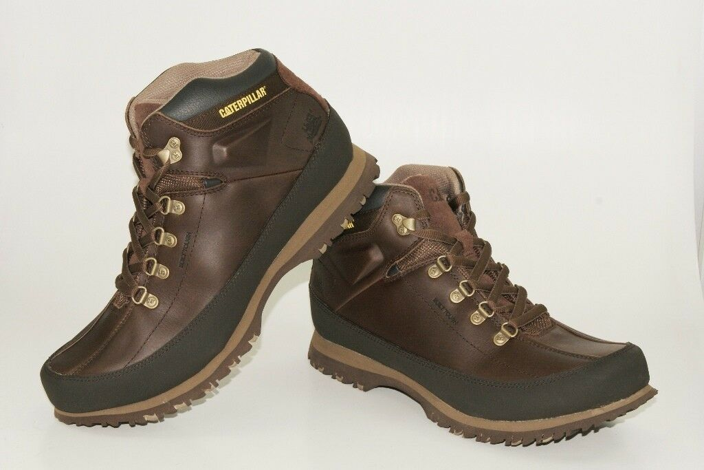 CAT Caterpillar Restore Boots Schuhe Stiefel Schukka Herren Schuhe Boots Wanderschuhe P713365 6f5593