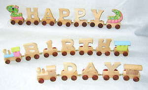 NEW-PERSONALISED-NATURAL-WOODEN-LETTERS-TRAIN-NAME-TOY-GIFT-STOCK-LEGLER