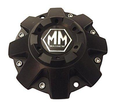 Mayhem Rampage Warrior Matte Black Center Cap C108040b01