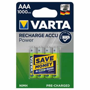 AS-Varta-Akku-Micro-AAA-Ready2Use-HR03-NiMH-1000-mAh-05703-4er-Blister