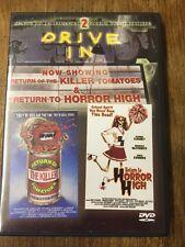 Return of the Killer Tomatoes / Return to Horror High W/ insert