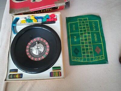 Altes Spiel Roulette De Luxe