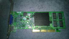 Carte vidéo ASUS Geforce 4 V8170SE rev 1.0  mo AGP 64 Mo