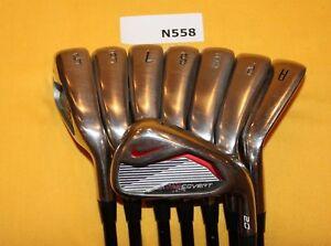 Nike-VRS-Covert-2-0-4-PW-AW-Irons-Senior-Kuro-Kage-Graphite-8-Club-Set-N558