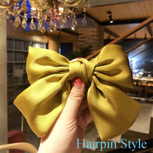 Women Hair Accessories Rubber Bands Ribbon Hair Clip Elastic Hair Band Rope