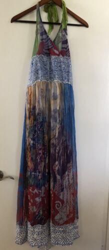 Save The Queen Silk Dress