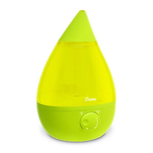 Crane RB-5301G EE-5301G Drop Ultrasonic Humidifier Green -Certified Refurbished