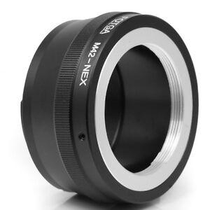 FOTGA M42 Mount lens to Sony E Mount Adapter for NEX7 NEX6 NEX5 NEX-3 NEX-VG10E