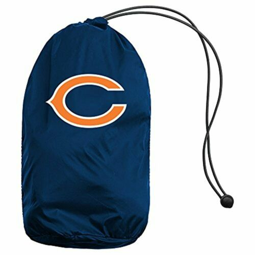 Outerstuff NFL Youth Chicago Bears Solid Packaway Puffer Jacket