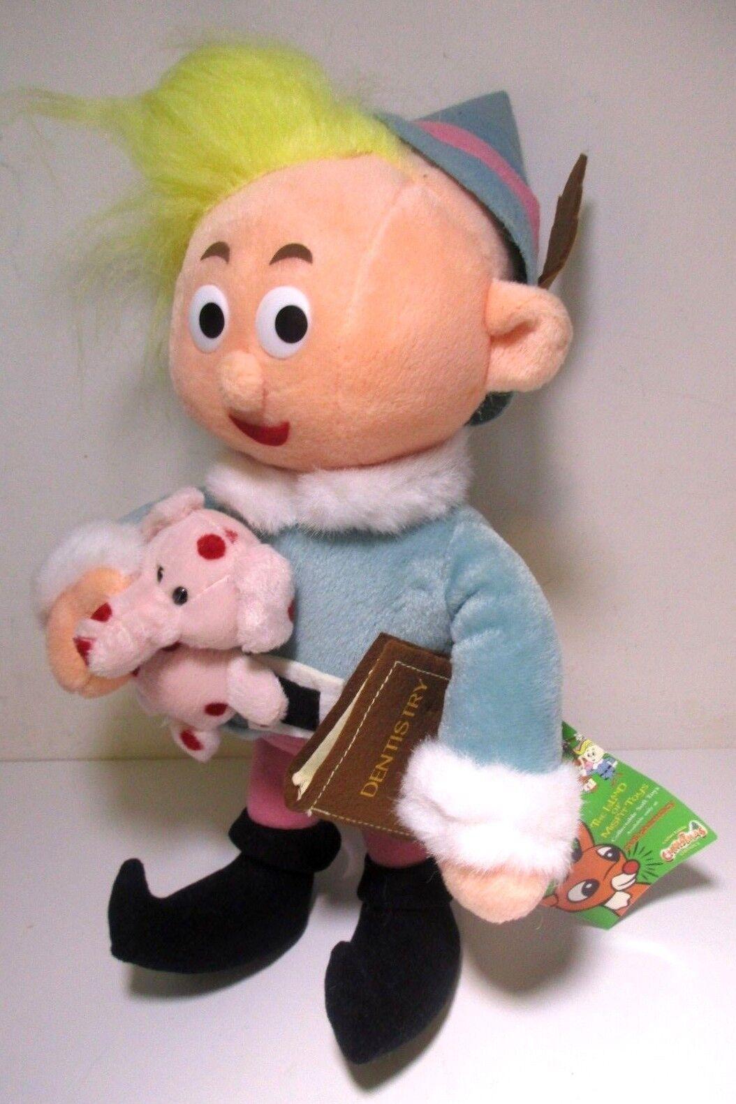 12  CVS Stuffins Rudolph Island Misfit De Peluche Juguete Muñeca Herbie The Elf