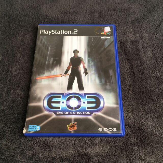 PS2 EOE : Eve of Extinction FRA CD état Neuf Playstation 2