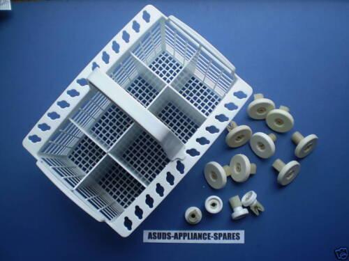 Zanussi Lave-vaisselle panier roues Inférieur x 8 x 4 supérieure