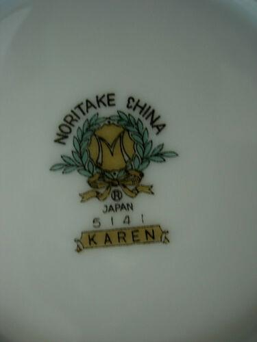 NORITAKE Karen #5141 Fruit//Sauce//Berry Bowl-MORE AVAIL.