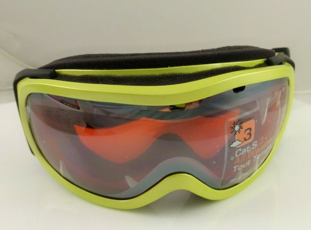 Gafas de esquí Julbo Cassiopee Cristal  cat 3  70% off cheap