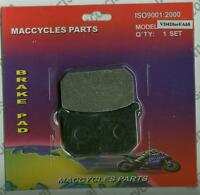 Kawasaki Disc Brake Pads Kz700 Sports 1984 Rear (1 Set)