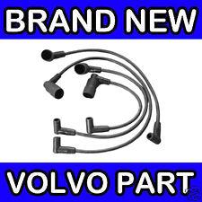 Volvo 400, 440, 460, 480 (B18 / B20) (86-) HT Ignition Spark Plug Leads Set