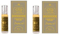 2 ORIGINALE 6ml da BEST SELLER Al Rehab Profumo/Attar/ittar 2x6ml