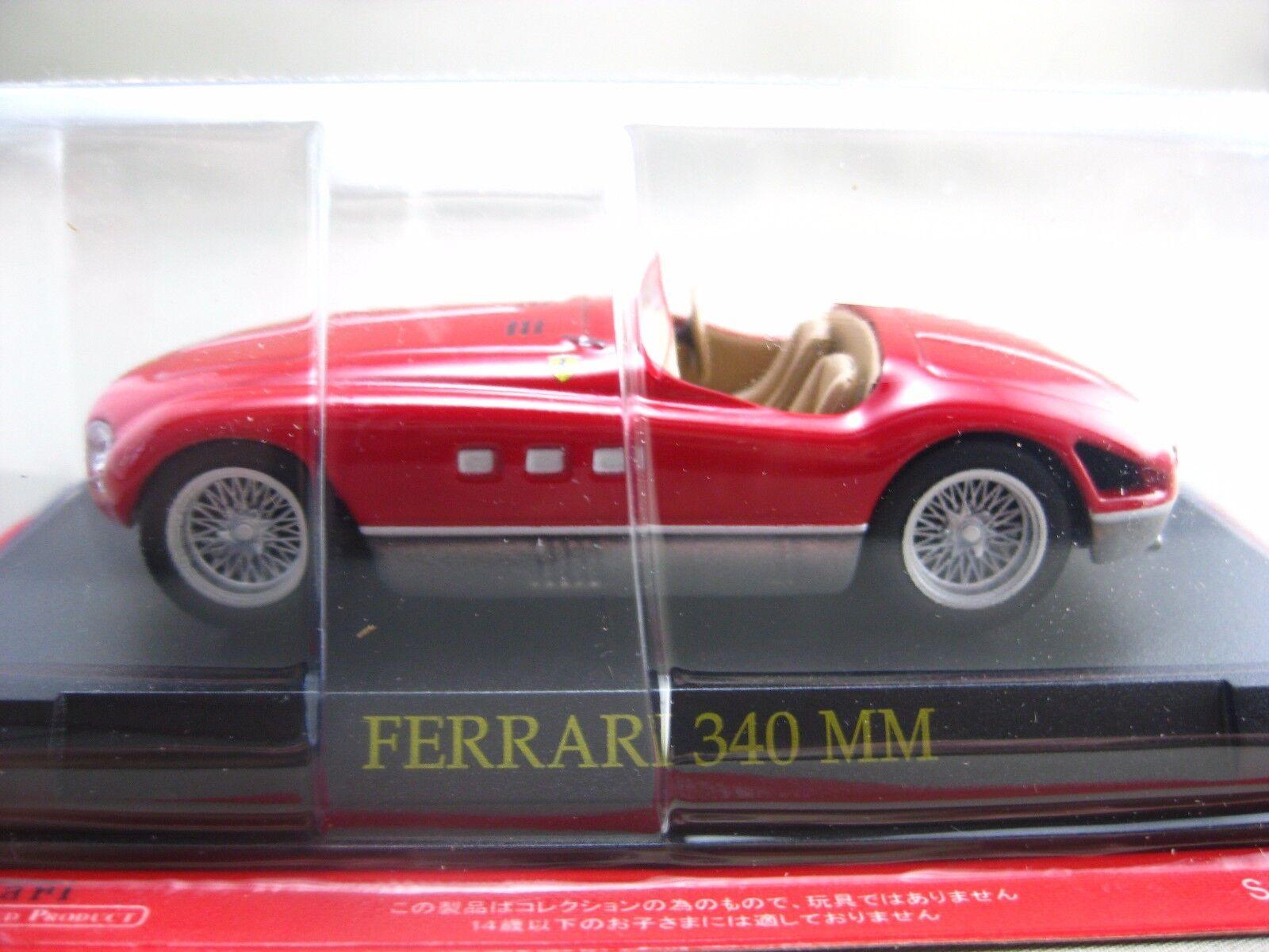 Ferrari 340 MM hachette 1 43 Diecast car Vol.45