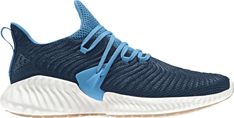 adidas Alphabounce Sneaker dunkelblau Mesh Herren Schuhe