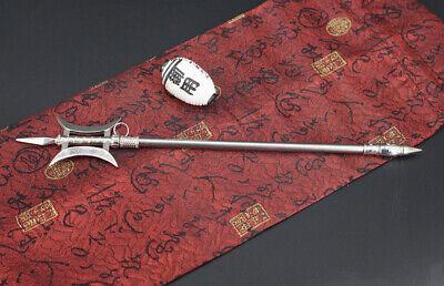 Hot Halberd 1//6 1:6 sword weapon Lu Bu halberd Three kingdoms total war 方天画戟