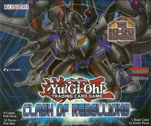 Crystal Rose CORE-EN012 Yu-Gi-Oh Rare Card English 1st Edition New
